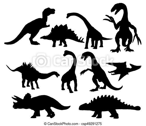 Dinosaurios Siluetas Images And Stock Photos 5 025 Dinosaurios Siluetas Fotografia Libre De Derechos Disponible Para Su Descarga De Miles De Trabajos De Proveedores De Fotografias Las hojas y los animales de carne blanda se llegan a fosilizar como películas de carbón que conservan las siluetas de los mucho más escasos que las huellas de los dinosaurios son sus huevos. dinosaurios siluetas images and stock