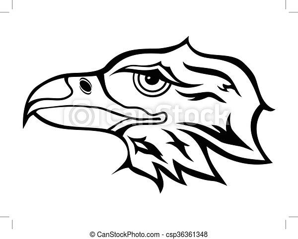 silhueta águia Águia pássaros fauna silueta série águia rei