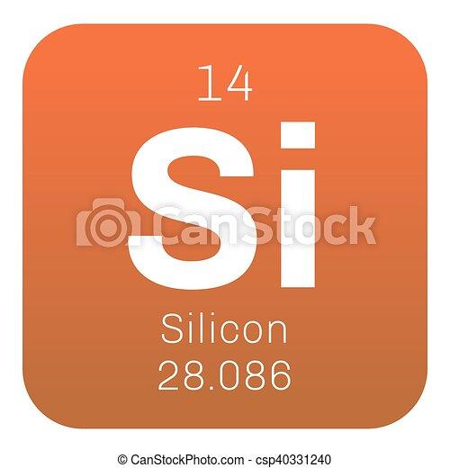 Silicon Chemical Element Silicon Chemical Element Tetravalent