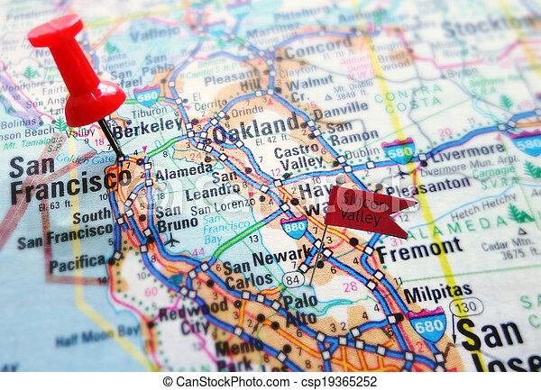Silicon Valley - csp19365252