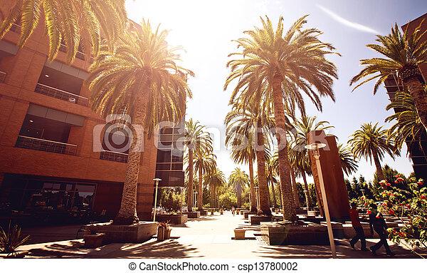 Silicon Valley streetview - csp13780002