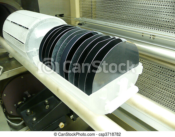 Silicon Wafers - csp3718782