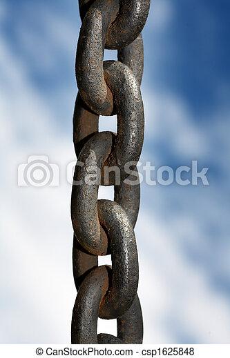 silny, łańcuch - csp1625848