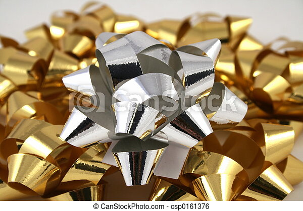 Silver and Gold - csp0161376