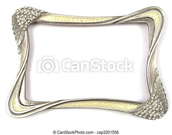 silver frame - csp3201556