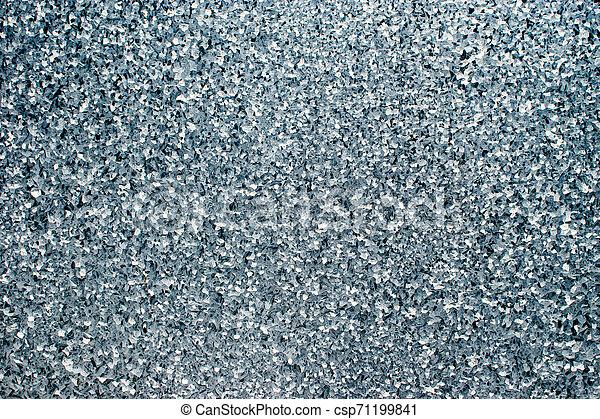 Silver metal background. - csp71199841