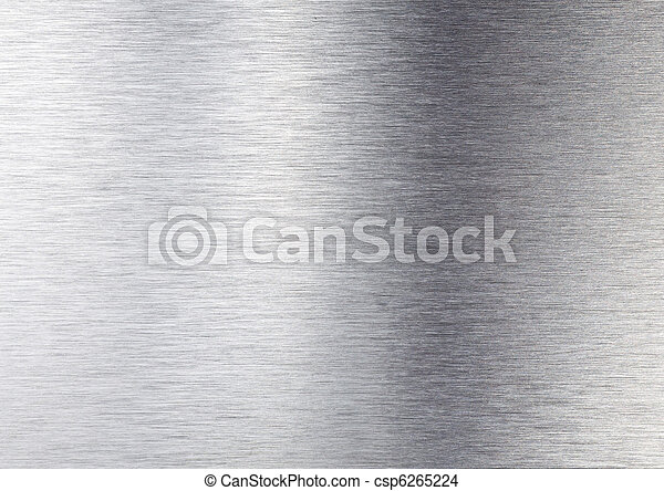 silver metal texture - csp6265224