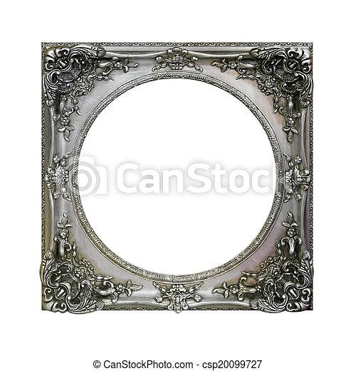 Silver mirror - csp20099727