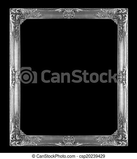 silver Picture Frame - csp20239429