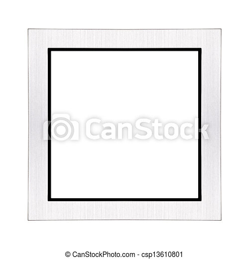 Silver Picture Frame - csp13610801