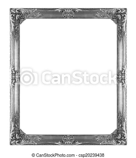 silver Picture Frame - csp20239438