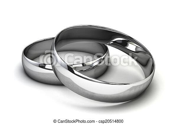 Silver rings - csp20514800
