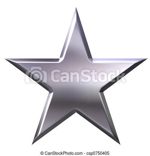 Silver Star - csp0750405