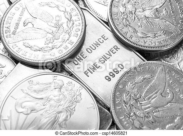 Silver - csp14605821
