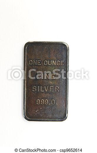 Silver - csp9652614