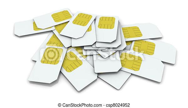 sim card - csp8024952
