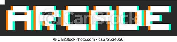 simbolo, arcata, fresco - csp72534656