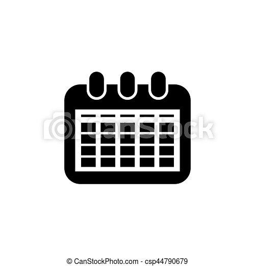 Simbolo De Calendario.Simbolo Calendario Evento
