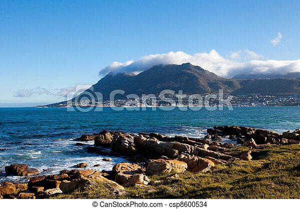 simon's town, cape town, south africa - csp8600534