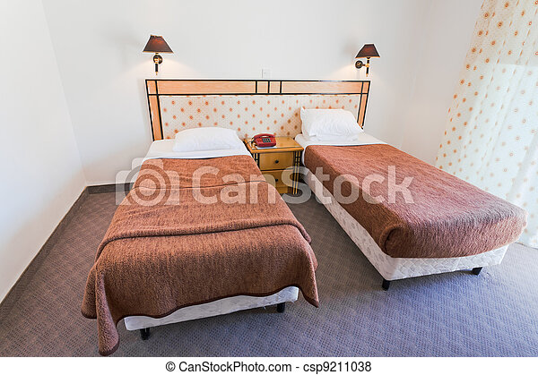 simple cheap two bed room - csp9211038