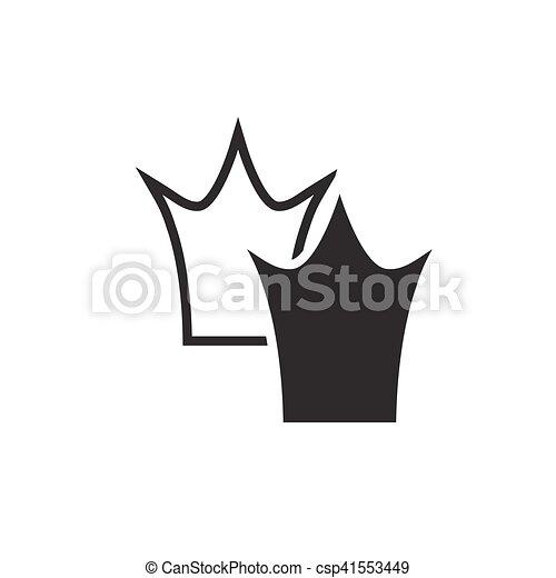Simple Crown Clip Art