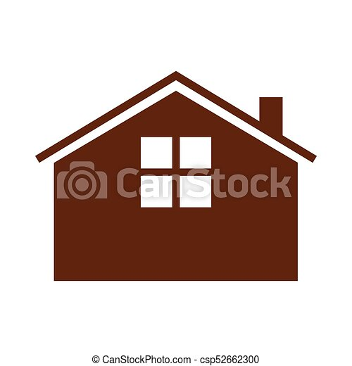 simple guest house simple vector graphic illustration image vector rh canstockphoto com house vector black house vector black