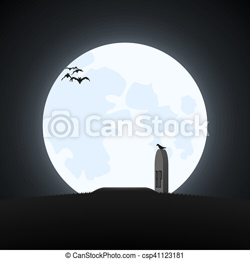 simple halloween theme. - csp41123181