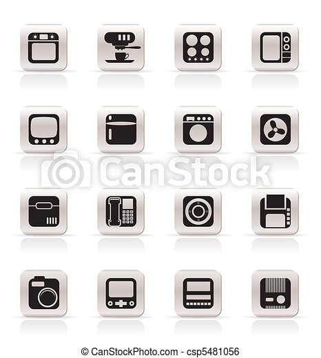Simple Home and Office, Equipment - csp5481056