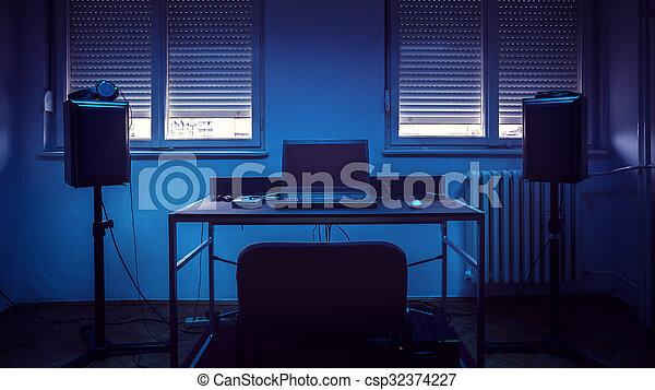 Simple Home Recording Studio