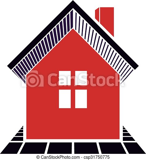 simple house icon for graphic design mansion conceptual vectors rh canstockphoto ca mansion clipart haunted mansion clipart disney