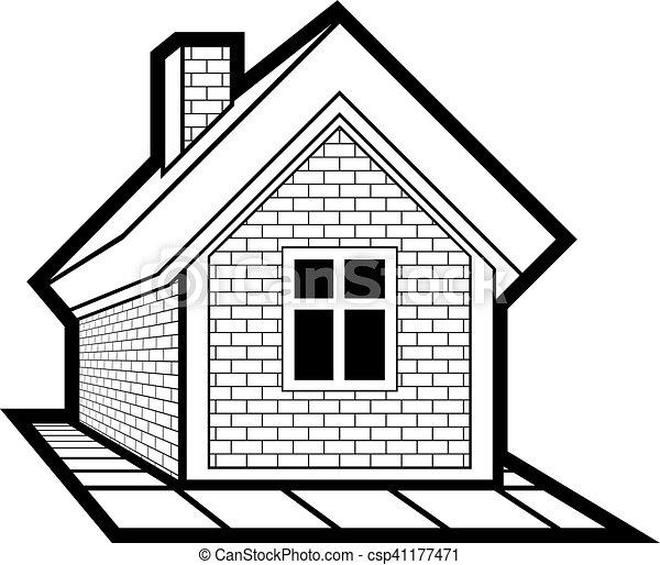 simple mansion icon isolated on white background vector vectors rh canstockphoto com mansion clipart black and white mansion clipart images