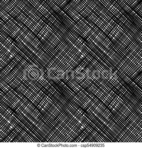 Simple pattern of hatching grunge texture