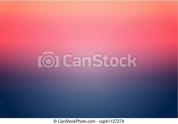 Simple Sunset Gradient Abstract Vector For Background Simple Sunset