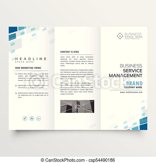 Simple trifold business brochure template design simple trifold business brochure template design csp54490186 cheaphphosting Choice Image