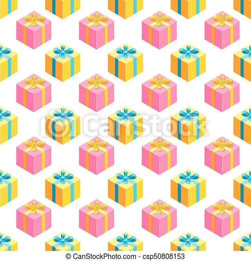 simples, padrão, gifts. - csp50808153