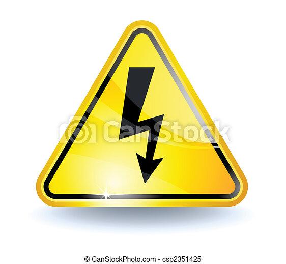 sinal voltagem alto - csp2351425