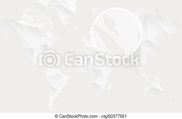 Singapore map with flag in contour on white polygonal world map singapore map with flag in contour on white polygonal world map vector illustration gumiabroncs Images