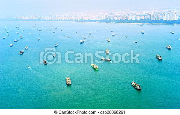 Singapore shipping