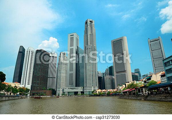 Singapur - csp31273030