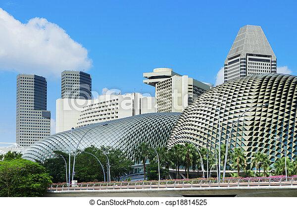 Singapur - csp18814525
