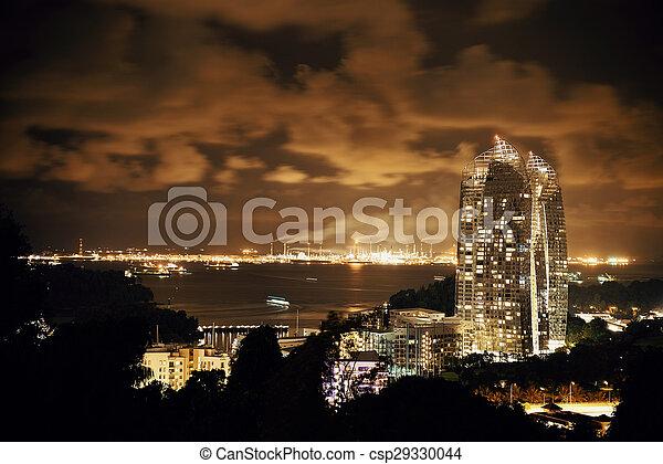 Singapur - csp29330044