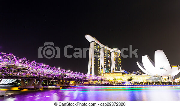 Singapur - csp29372320