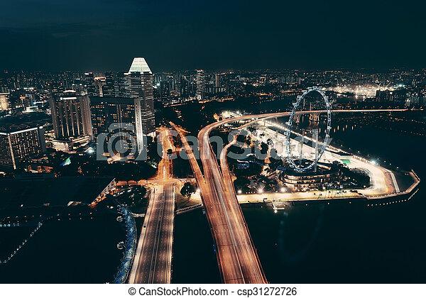Singapur - csp31272726