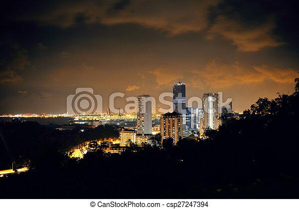Singapur - csp27247394