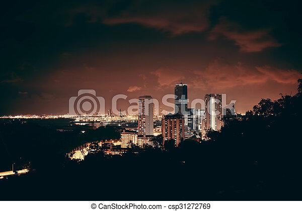 Singapur - csp31272769
