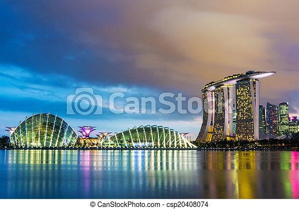 Singapur - csp20408074