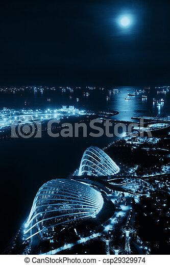 Singapur - csp29329974