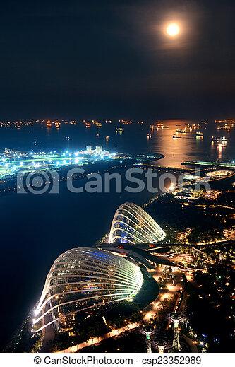 Singapur - csp23352989