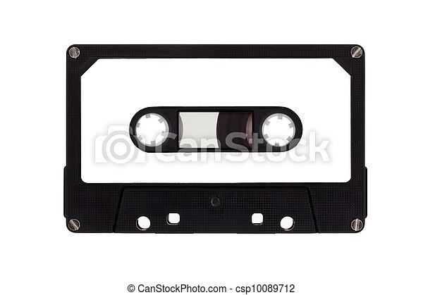 Single cassette tape - csp10089712