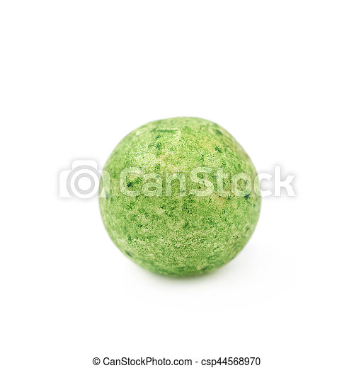 Single colored foam ball - csp44568970
